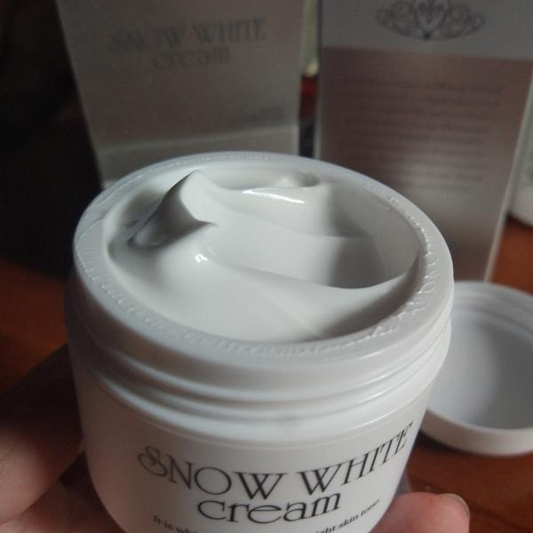 secret key snow white cream 2